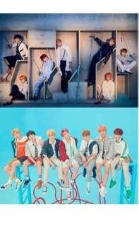 Bts ly answer posters