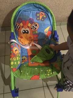 Pliko rocking chair hammock #jualanibu