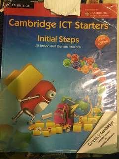Cambridge ict starters initial steps