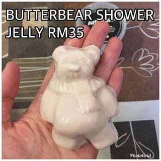 Lush Butterbear Shower Jelly ( Christmas Limited Edition )