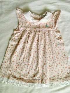 RL Floral Dress