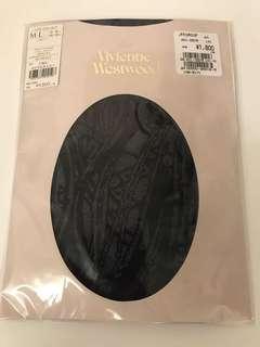 X'mas 精選~Vivienne Westwood 絲襪黑色日本製(聖誕交換禮物之選)