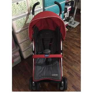 REPRICED Chicco Multiway Evo Stroller Slightly used complete sealed accessories