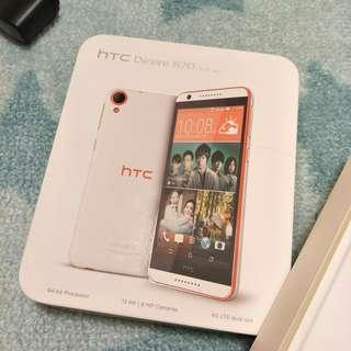 🚚 HTC Desire820 dual sim