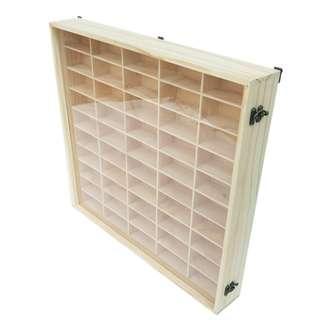 TOMY TOMICA TAKARA TINY 車仔架 車仔盒 陳列架 陳列盒 收藏 展示櫃 展示盒 收納 木架 車仔