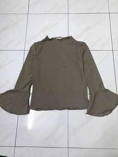 Bell Sleeve Top #payday30