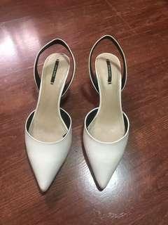Original Zara Slingback Shoes
