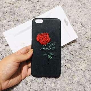 iPhone 6/6s Plus Embroidered Case
