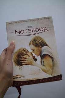 The Notebook DVD Limited Edition