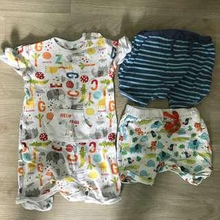 All for $10 Bundle of Like New Baby Clothes 12-18 months