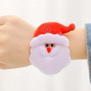聖誕 發光/不發光 手環 手帶 聯歡會 Christmas Party           jjjj