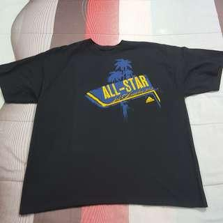 Legit BNWOT Adidas 2011 All Star T-Shirt XL (Fits 2XL)