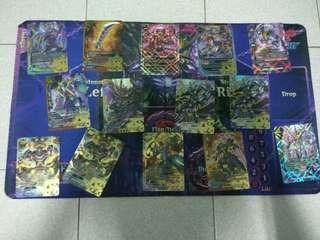 Chaos cards
