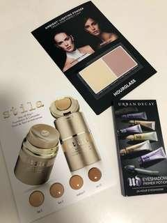 NEW Stila stay all day foundation & comceaer + Urban Decay primer potion & Hour glass powders free with purchase over $40