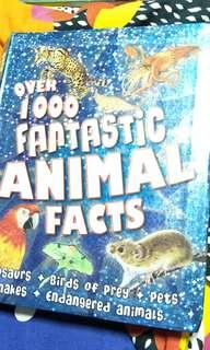 Over 1000 Fantastic Animal Facts!