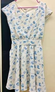 A piece 斯文裙