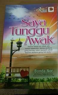 Malay Fiction Novel