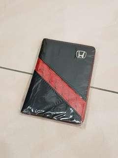 Honda passport holder