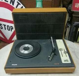 antik protable rekod player