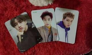 WTS Monsta x the connect pc jh hw ck
