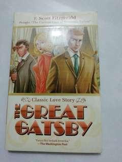 Great gatsby terjemahan. Segel.