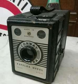 antik box camera