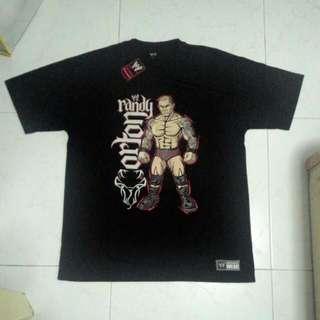 WWE Randy Orton Illustrated T-shirt WWF WEW ECW TNA UFC MMC
