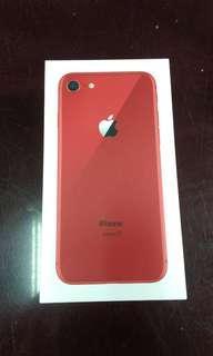 天生拍賣_iphone 8 64GB 紅