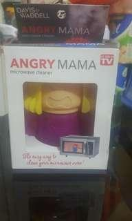 Brandnew Davis&waddell Angry mama microwave steam cleaner