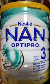 (BN) Nestle nan optipro 3 (3 - $95)