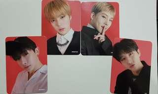 WTS monsta x the connect concert pc wh mh jh ck