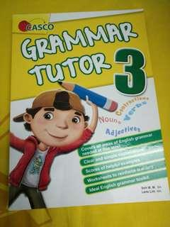 Primary 3 English assessment book