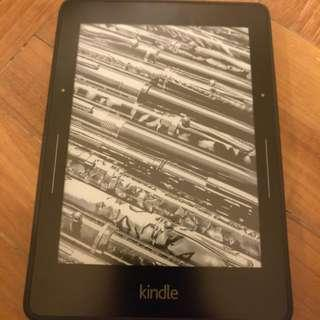 Kindle Voyage 3G (Without Special Offers) + Original Origami Cover