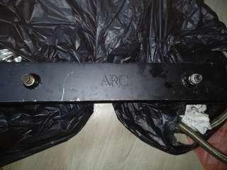 Arc fmic less than a year /spray black/ori not grade AAA