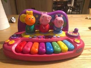 🚚 佩佩豬鋼琴(正版公司貨)
