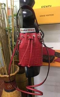 FENDI BUCKET SLING BAG
