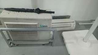 24000 BTU Daikin Inverter with bracket