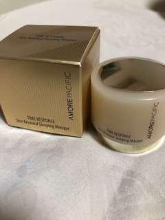 Amore Pacific - Time Response skin renewal sleeping masque