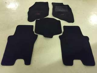 Original Honda GD Fit car mat set