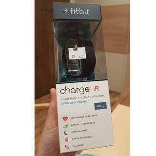 Fitbit Charge HR (Heart Rate + Activity Wristband) - SMALL