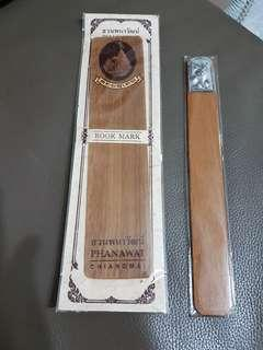 Brand New Unique Bookmarks from Chiangmai Thailand