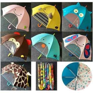 💓PrimeKids💓Skip Hop Zoo Umbrella Zoobrella Little Kid Umbrella skiphop