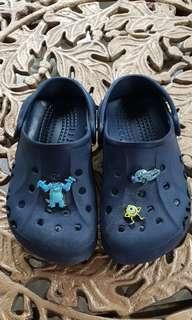 Crocs Navy Blue