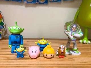 玩具總動員 Toystory 三眼仔 庫柏力克 Kubrick