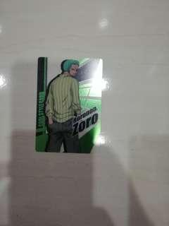 One Piece Trading Card