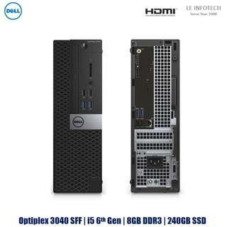 Dell Optiplex 3040 SFF PC HDMI Desktop Intel i5 6th Gen i5-6500  3.2 7318f3b4d2fe