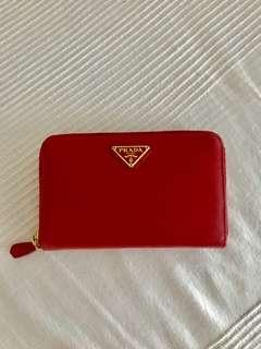 Nearly new Prada Wallet