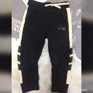 正品adidas original運動長褲
