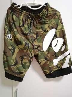 Aape interchangeable shorts size S (STEAL PRICE)