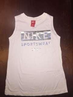 Authentic Nike Sleeveless Top